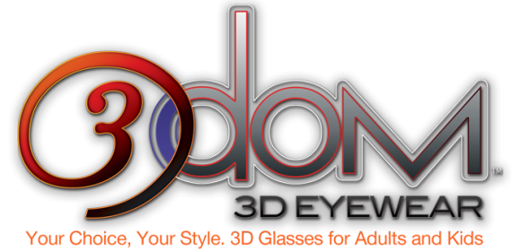 3D Eyewear-winkel geopend in Californië. 3D Eyewear store opens in California