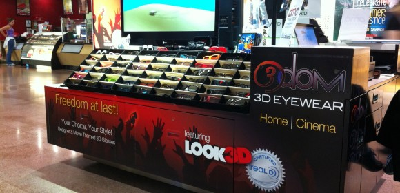 VisionMonday > 3D Eyewear Retail Store Opens in California