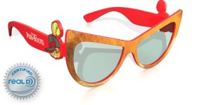 Child Movie Theme 3D Glasses