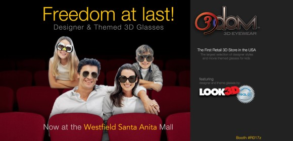 3D Glasses in Movie Theaters and Should You BYO 3D Glasses – 3D Vision Blog